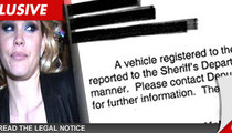 Shanna Moakler ACCUSED Of Driving Like a Maniac!