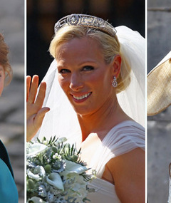 Another British Royal Wedding -- See All the Crazy Hats!