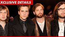 Kings of Leon -- Rescheduling Texas Concerts