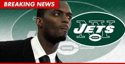Plaxico Burress Signs with New York Jets