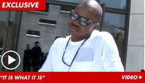 Steve Francis -- My Wife Thinks I'm Innocent