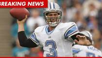 Ex-NFL QB Joey Harrington -- Injured When SUV Strikes Bike