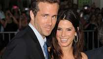 Ryan Reynolds & Sandra Bullock Reunite on Red Carpet!