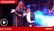 Corey Feldman -- I Can DANCE Like Michael Jackson