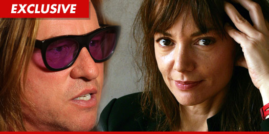 Val Kilmer's ex-wife claims the actor has stiffed her on child support ...