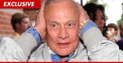 Astronaut Buzz Aldrin: My Stepdaughter Duped Me