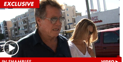 Ryan O&#039;Neal -- My Family Is &#039;Falling Apart&#039;