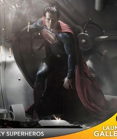 First Look: Henry Cavill as Superman in &#039;Man of Steel&#039;