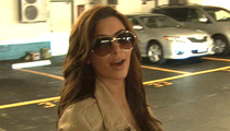 Kim K: It's 'Cool' Kris Says His Mom Is More Beautiful Than Me