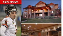 NFL Star Jay Cutler UNLOADS Mansion In Colorado