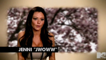 'Jersey Shore' Star Jwoww -- Too Skinny?