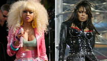 Nicki Minaj vs. Janet Jackson: Who'd You Rather?