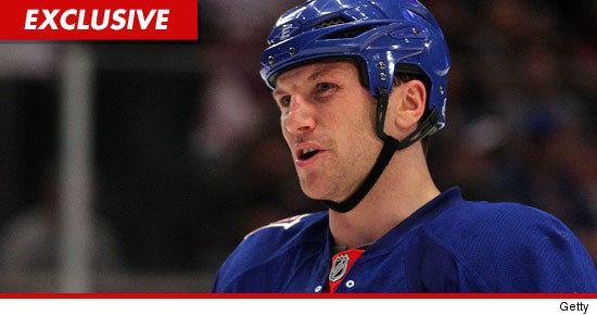 Sean Avery Arrested
