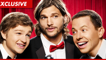 'Two and a Half Men' Premiere -- 'Charlie Harper' is NEVER Coming Back