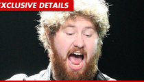 Casey Abrams -- Seeing Myself on TMZ Led to Me Become a Spokesman