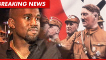 Kanye: People Look At Me Like I'm Adolf Hitler