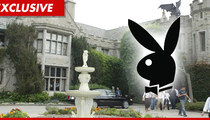 Lawsuit: I Was Punched In the Face at the Playboy Mansion!