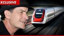 Charlie Sheen: 'I'm HONORED' They Killed Me with a Train