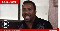 Alfonso Ribeiro -- I Broke Up the Dumbest Fight Ever
