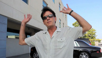 Charlie Sheen: 'I Think Ashton's Gonna Kill It'
