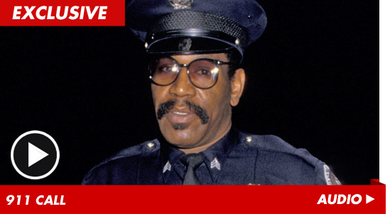 Bubba Smith 911 Call