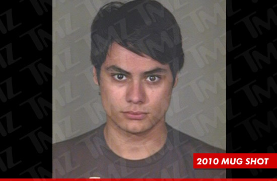 Kiowa Gordon Mug Shot