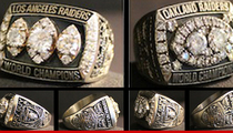Raiders Legend: BANKRUPT, Forced to Sell Super Bowl Rings