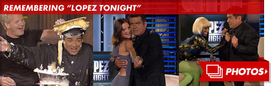 George Lopez Tonight