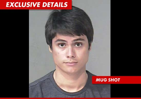 Kiowa Gordon Arrested