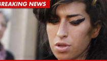 Winehouse's Dad: Someone Has STOLEN Amy's Music!