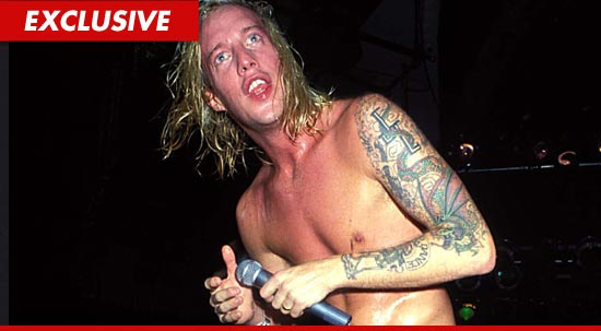 Jani Lane Warrant Concert