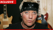 Jani Lane's Official Cause of Death -- Alcohol Poisoning