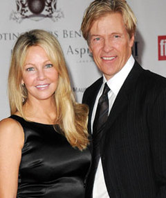 Heather Locklear and Jack Wagner Engaged!