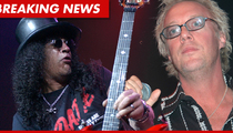 Slash on Jani Lane: 'What a Shame'