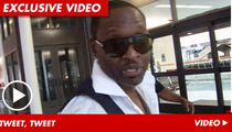 Johnny Gill -- You Can't Sue Me for What I Say on Twitter!