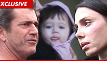 Mel Gibson, Oksana Grigorieva Fight Over Lucia's School