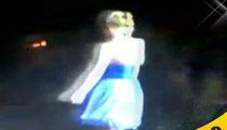 Taylor Swift Suffers Wardrobe Malfunction