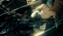 New Lady Gaga Video: Mermaids & Drag Makeout Session