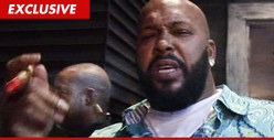 Suge Knight -- Three Years Probation for Driving on a Suspended License