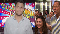 'Entourage' Star Jerry Ferrara -- In the Middle of a Fantasy Football Showdown