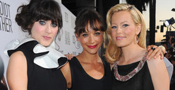 Zooey, Rashida or Elizabeth: Who'd You Rather?