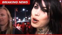 Kat Von D -- 'LA Ink' CANCELLED