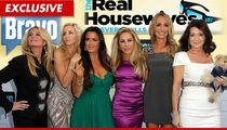 'Real Housewives' Not Filming Russell Armstrong's Funeral