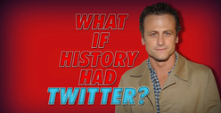 'Big' Star David Moscow -- How Twitter Could Rewrite History?