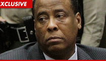 Dr. Conrad Murray Wants Protection From Nancy Grace