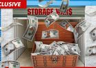 'Storage Wars' -- Old Mystery Trunk Contained $24,000 in De-Faced Bills