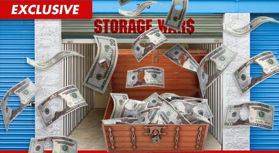 Brandi Storage Wars Nip Slip