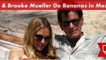 Charlie Sheen & Brooke Mueller -- NOT Getting Back Together