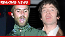 Liam Gallagher SUES Noel: Apologize for Calling Me a Drunk