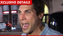 Joe Francis Surrenders to Police